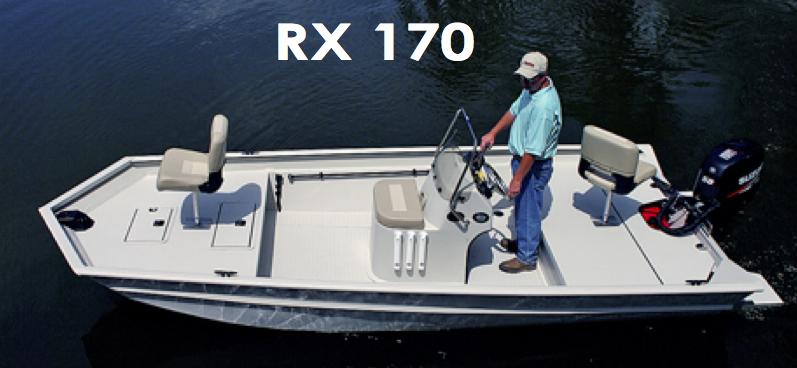 SeaArk button RX170