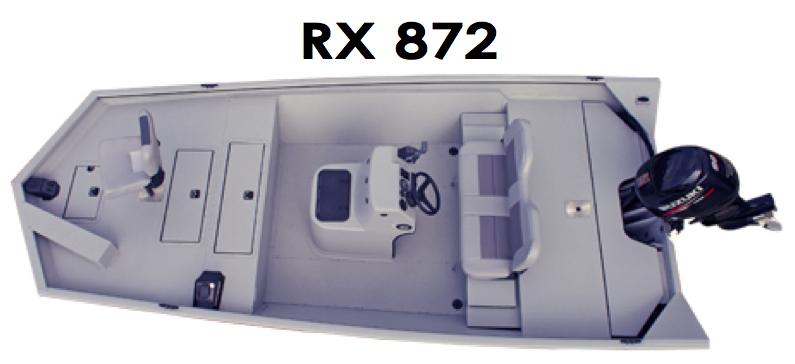 SeaArk button RX872