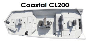 SeaArk coastal CL200