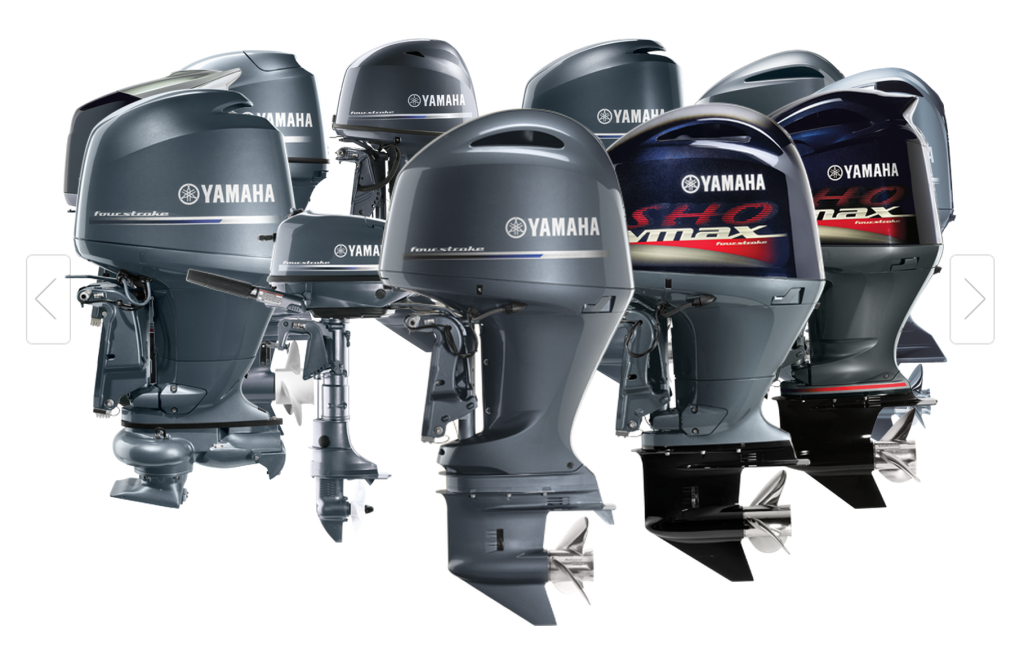 Suzuki yamaha outboard engine sales talon marine services for Yamaha outboard motor dealers