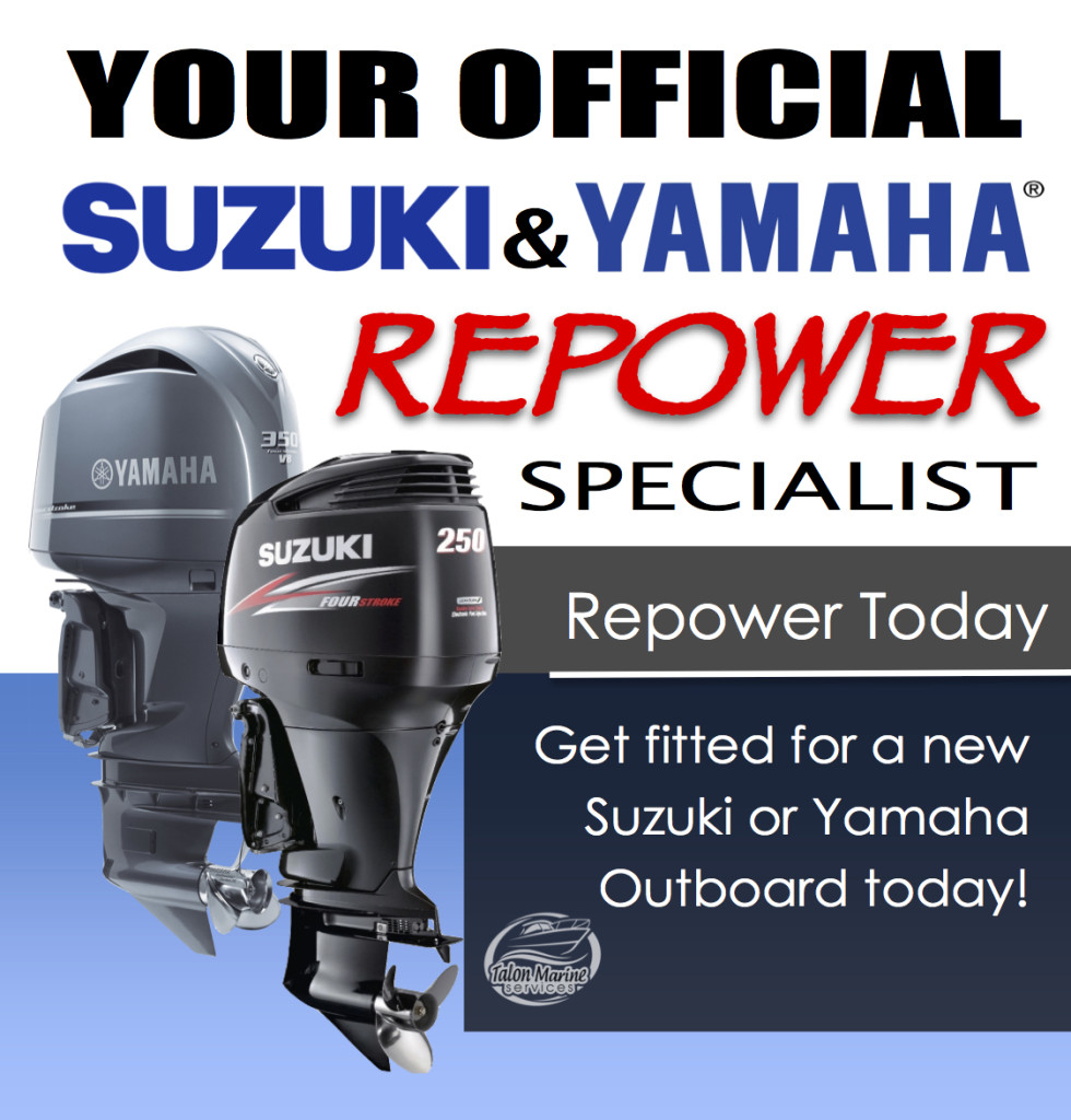Yamaha Outboard Engine Sales At Talon Marine Services
